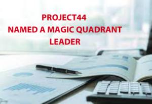 Gartner Names project44 a Leader in 2021 Magic Quadrant