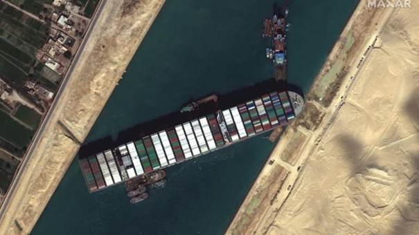 Suez Maxar