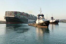 Impact Suezkanaal Supply Chain