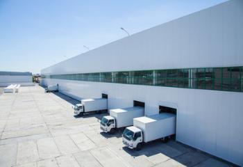 Enorme aanbodkrapte logistiek vastgoed in Europa