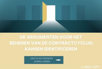 De argumenten voor het beheren van de contractcyclus: Kansen identificeren