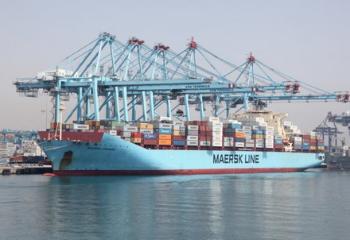 Containerreus Maersk trekt 1,4 miljard uit voor schone schepen op biomethanol