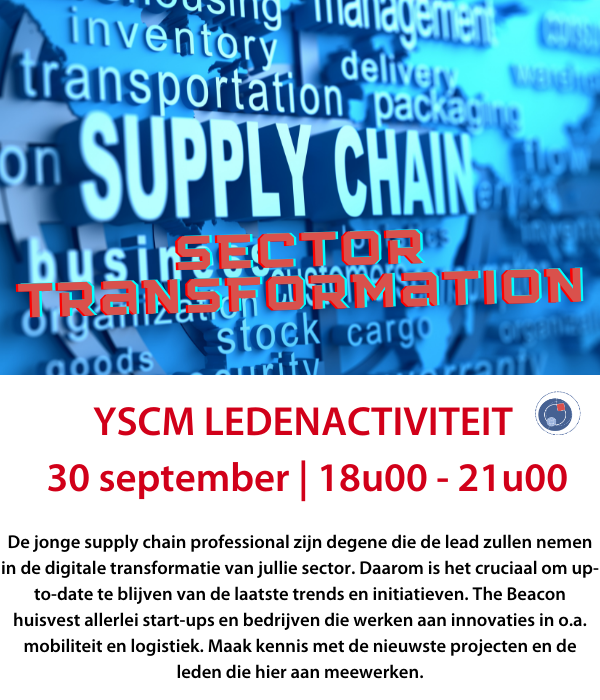 Supply Chain Sector transformation