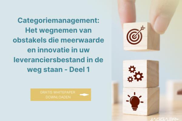 categoriemanagement Overkom implementatiebelemmeringen